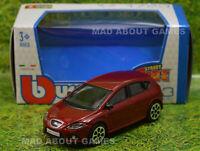 SEON LEON CUPRA 1:43 Car NEW Model Diecast Models Die Cast Metal Miniature Red