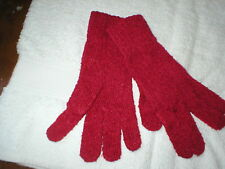 BRAND NEW WITH TAGS LADIES VINTAGE MACKAYS CHERRY GLOVES ONE SIZE
