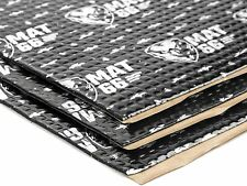 Mat66 ProBlack 80 mil 36 sqft Car Sound Deadening Mat Sound Deadener Insulation