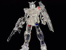 RARE!! Tamashii Nation 2010 Limited Micro Robot Spirits RX-78-2 Gundam Clear Ver
