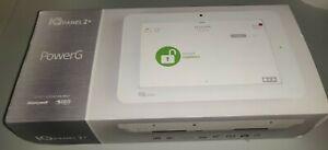 New Qolsys QS9201-5208-840 IQ Alarm Security Panel 2 Plus PowerG Verizon LTE