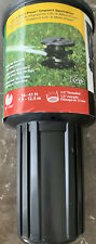 Rain Bird Mini Paw Impact Sprinkler LG 3 Pop Up Rotary 1/2inch threaded Rainbird