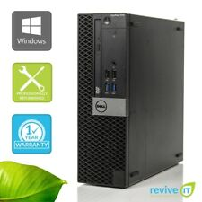 Custom Build Dell Optiplex 7040 SFF  i5-6500 3.20GHz Desktop Computer PC