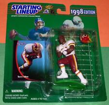 1998 TERRY ALLEN Washington Redskins #21 NM+ Starting Lineup - FREE s/h -