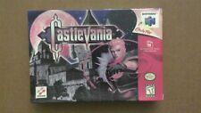 Castlevania (Nintendo 64, 1999) Factory Sealed! Read Description