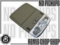 Front Roof Light Console Compartment Trim - VE Commodore Parts - Remis Chop Shop