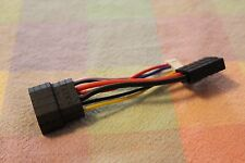 TRAXXAS ID TO STANDARD TRAXXAS LIPO BATTERY ADAPTER FOR 4S PACKS