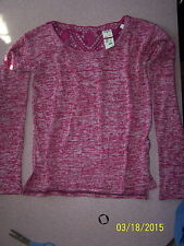 Women's Aeropostale Crochet back Tunic-Size Small-NWT