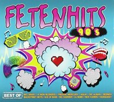 Fetenhits 90s-Best of Box-Set - 3CD NEU OVP