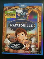 Ratatouille (Blu-ray Disc, 2007) Viewed Once, Excellent Condition Free Shipping
