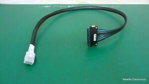 HP 495973-004 35 in. (88.9cm) Mini SAS-8643 to Mini SAS-8484 Cable