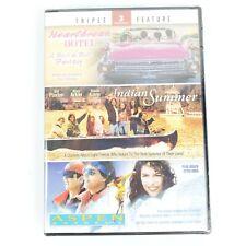 Indian Summer/Heartbreak Hotel/Aspen Extreme DVD, 2011, 2-Disc Set New Sealed