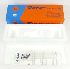 ROCO LEERKARTON 04163 A Diesellok BR 333 111-3 Leerverpackung Köf empty box 4163