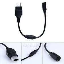 Breakaway Extension Cable Lead for Classic for XBOX Console Controller Black