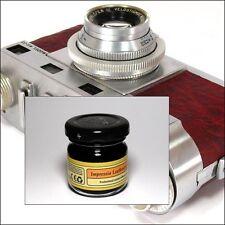 Impressia Leatherette Adhesive BLACK dedicated camera leatherette contact glue