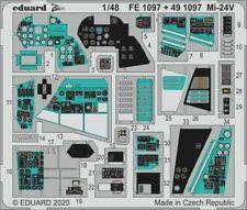 Eduard Zoom Fe1097 1/48 Mil Mi-24v Hind Zvezda