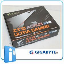 Placa base GIGABYTE Z370 AORUS ULTRA GAMING Socket 1151 con Accesorios