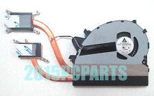 New For Sony Vaio SVS15 SVS1511 SVS1512 CPU Fan With Heatsink KSB0605HB-L101