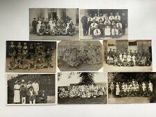 More details for military postcards, ww1, soldiers, nurses, wounded, war hospitals, 8 cards