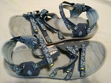 L.L. Bean Womens Strap Sandals Water shoes Size 10M Camping Hiking