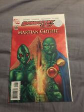 DC Brightest Day 2011 15 Martian Manhunter Gothic Nm Variant