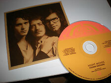 Night Moves Colored Emotions FULL CD cardboard jacket with picture 10 tracks