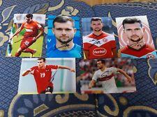 6x Signé Photos Kevin Stöger Autriche Düsseldorf Bochum Kaiserslautern Vfb