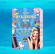 Hydrating Skin Care Cosmetic Sheet Korean Acid Face Mask Moisturizing Hyaluronic