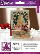 "Diesire 5"" x 5"" Create a Card - 'Christmas Cheer' Die"