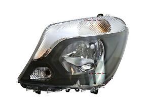 *NEW* HEAD LIGHT LAMP (HALOGEN) for MERCEDES BENZ SPRINTER 2013-2018 LEFT LHS LH