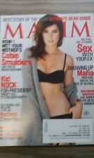 MAXIM MONTHLY MAGAZINE, COBIE SMULDERS LIKE YOU'VE NEVER SEEN, DECEMBER 2010