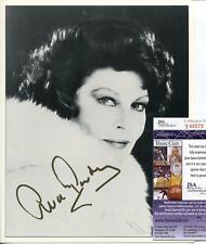Ava Gardner Autograph Actress Night Of The Iguana Signed Photo Jsa Authenticated