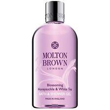 NEW Molton Brown Blossoming Honeysuckle & White Tea Bath & Shower Gel 300ml