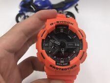 Men's Analog Digital GA-110MR-4A Orange  G-Shock Watch