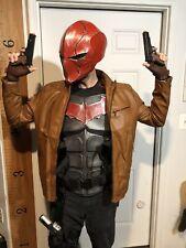Batman Redhood Costume Cosplay