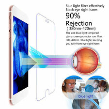 """For IPhone 7 Plus (5.5"""") Tempered Glass Film Screen Protector Anti Blue Light"""