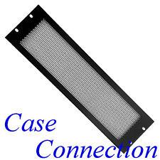 3he rackblende-guías-bordeada de acero # ventilación rack panel