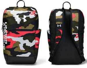 Mens Under Armour Patterson Multi Camo Backpack (TGA45) RRP £21.99