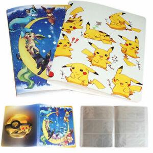Pokemon Sammelalbum Karten 324 Karten 9 Pocket Ordner Portfolio Album Geschenk