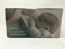 Nanobebe Baby Bottle Newborn Feeding Starter Set