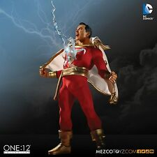 "One: 12 Collective DC Comics SHAZAM! 6"" Action Figure Mezco 1/12 IN STOCK"