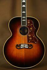 1954 Gibson SJ-200 Brazilian Rosewood Acoustic Guitar J-200
