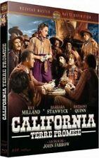 Blu Ray : California terre promise - WESTERN - NEUF