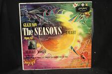 Albert Wolff Conducting Glazunov The Seasons - London Records