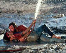 Chuck Norris & Barbara Carrera [1008411] 8x10 Foto (Andere Größen)