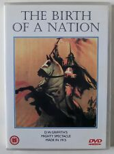 THE BIRTH OF A NATION / D.W. GRIFFITHS / 1915 SILENT EPIC / CINEMA LANDMARK