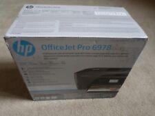 HP OfficeJet Pro 6978 All-In-One InkJet Printer - Brand New - Sealed