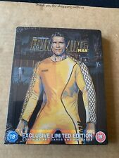 The Running Man UK Steelbook NEW & SEALED Arnold Schwarzenegger Ltd Edition