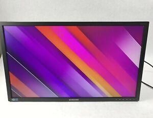 Samsung S24E450D 1080p 24 Inch Monitor. Missing Stand VGA, Displayport - Grade B