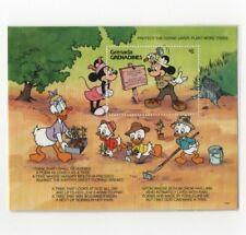 Foglietto Minnie & Mickey 1991 - Grenada Grenadines - DISNEY - MNH **[DIS05]